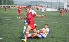 Futbal: Partizán Bardejov - Výber VsFZ