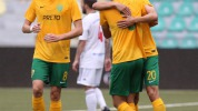 Futbalisti v Žiline inkasovali poltucet, v zápase padlo až 10 gólov
