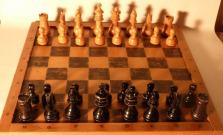 Šachistky Bekiarisová a Ferková pod Olympom