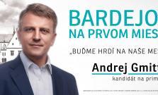 Andrej Gmitter: Bardejov bol, je a bude pre mňa na prvom mieste, buďme hrdí na naše mesto!
