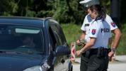 V sobotu pozor na policajtov, telefón za volantom nepoužívajte