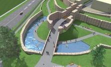 V Bardejove vznikne vodná priekopa, člnkovanie však nebude možné
