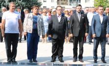 V Bardejove sa uskutočnili oslavy 74. výročia SNP
