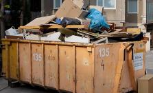 Jesenné upratovanie - harmonogram poskytovania veľkoobjemových kontajnerov