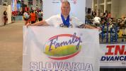 Bardejovčan Janík Velgos získal titul Mr. Olympia ako prvý Slovák v histórii