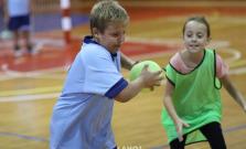 Školáci súťažili v minihádzanej