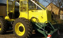 V Lukove páchateľ poškodil motor lesného stroja