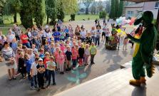 Európsky týždeň športu a pasovanie prvákov na ZŠ s MŠ Pod Vinbargom v Bardejove