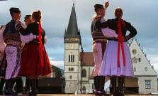 Na oslavy mesta prišli mnohí vzácni hostia, vystúpila kapela Gladiator i speváčka Sima Martausová