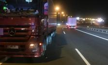 Kamionista z Bardejova jazdil na diaľnici v protismere. Opitý