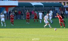Futbalisti získali cenný bod proti lídrovi zo Skalice