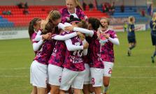 V zápase sezóny Bardejovčanky porazili Slovan Bratislavu, keď o výhre rozhodla v samom závere Tejová
