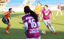 Víťazná rozlúčka futbalistiek Bardejova s jesennou časťou, zimovať budú na prvom mieste