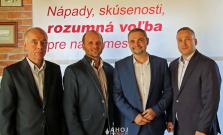 Juraja Bochňu podporí aj Stanislav Soroka. Kandidáti sa spájajú, chcú v Bardejove zmenu