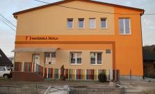 Zrekonštruovaná materská škola vo Sveržove