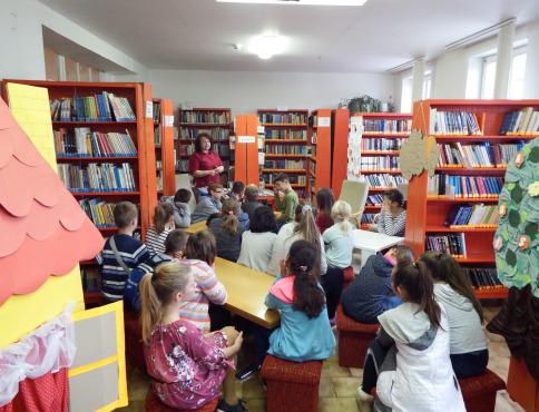 Deň Prešovského samosprávneho kraja 2018 v Okresnej knižnici D. Gutgesela
