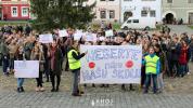 Študenti protestovali, v Bardejove zrejme zanikne životaschopné gymnázium