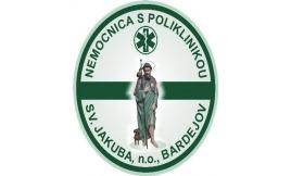 NsP Sv. Jakuba, n. o., Bardejov