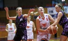 Basketbalistky Bardejova doma porazili Rožňavu vysoko