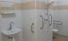 Bardejovská nemocnica s novou bezbariérovou kúpeľňou a toaletou