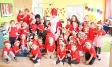 Detičky v Bardejovskej Novej Vsi a v Smilne sa tešili z príchodu Mikuláša