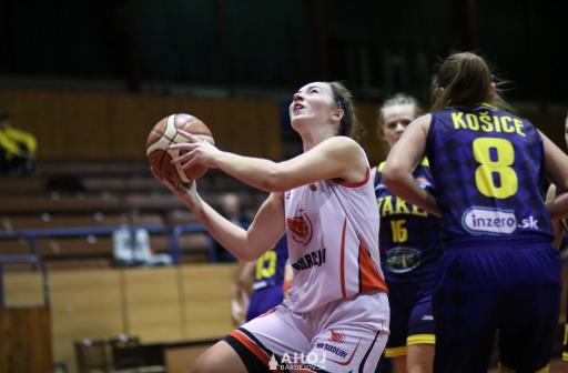 Basketbalistky BKM budú silvestrovať siedme