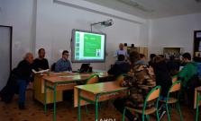 Spojená škola na Štefánikovej ulici zorganizovala DOD