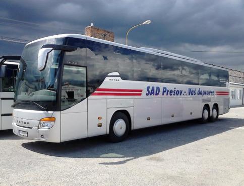 Posilnené linky v prímestskej autobusovej doprave