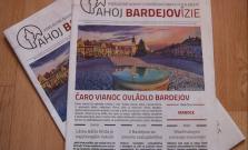 Bardejovčania dostali vianočné noviny, obsah znova zaujal
