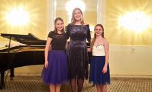 Novoročný koncert mladých študentiek bratislavského Konzervatória