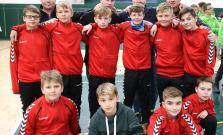 Mladí hádzanári v Prešove úspešní na kvalitnom turnaji