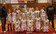 Najmladšie basketbalistky z Bardejova majú pred sebou úspešnú budúcnosť