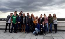 Exkurzia žiakov ZŠ na Komenského ulici v hlavnom meste