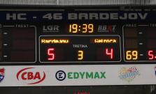 Hokejisti Bardejova zdolali Gelnicu aj doma a postúpili do finále, dnes v R. Sobote