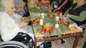 Sviatky v Zariadení pre seniorov na Toplianskej ulici