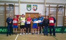 V Zborove sa uskutočnili majstrovstvá okresu v stolnom tenise jednotlivcov