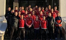 Bardejovské Kúpele poskytli futbalistom na sústredení výborné podmienky