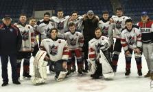 Hokejoví dorastenci urobili radosť, Trebišov rozbili 9:0, hetrik Džambu