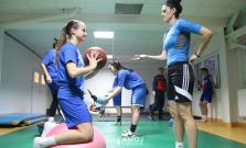 Futbalistky Partizána sa dôkladne pripravujú na jarnú časť najvyššej súťaže