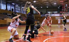 Basketbalistky ukončili základnú časť na ôsmom mieste, idú do bojov o umiestnenie