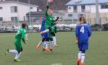 Futbalistky proti ďalšiemu poľskému družstvu