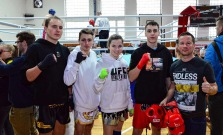 Úspešný Kickbox club Bardejov