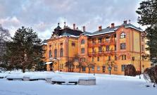 Dožičte si luxus wellness hotela Alexander alebo liečebný pobyt