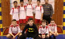 Víťazom 18. ročníka žiackeho halového turnaja ObFZ Bardejov sa stal Zborov