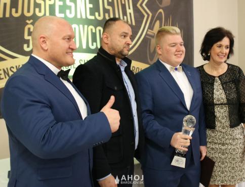 V Bardejove vyhodnotili najlepších, víťazom Janík Velgos