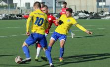 Futbalisti v prípravnom zápase proti treťoligovým Košiciam