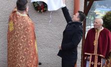 Spomienková slávnosť nedožitých 80. narodenín otca Františka Dancáka