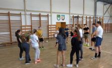 Zborovská mládež žila počas prázdnin športom