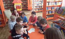 Prázdninový relax v Okresnej knižnici Dávida Gutgesela