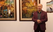 Pavel Hajko zo Srbska vystavuje na Hornom Šariši